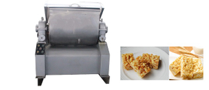 Horizontal Dough Mixing Machine