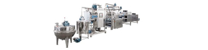 Hard Candy Depositing Production Line